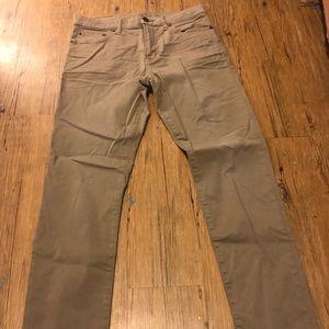 Men's American Eagle Khaki Skinny Jeans 30x30